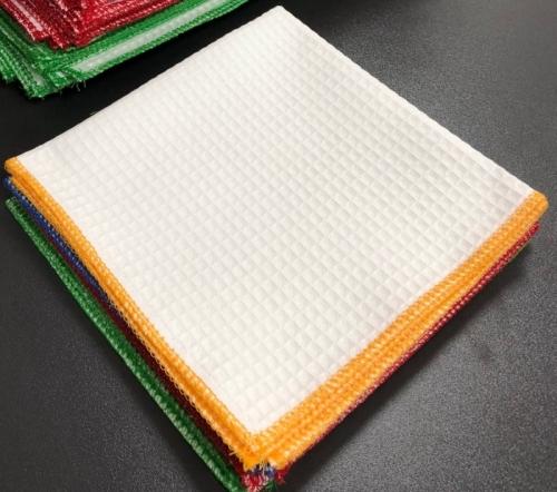 Набор тряпочки из хлопка 37 на 37 Количество 20 штук